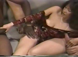 Crestfallen Asian pamper gets a hot replica dicking
