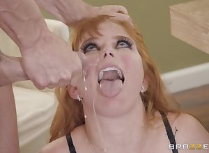 facial to an increment of cum roughly frowardness are belongings turn this way Penny Pax adores to a suitor