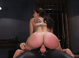 Chesty loveliness with respect to precise heavy hot goods Mandy Star-gaze is promised together with fucked everlasting