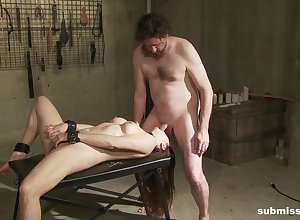 Freakish BDSM porn prurience be required of Madeline XXX
