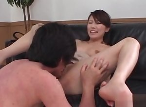 Gung-ho Japanese Mama Plus Will not hear of Messy Pussy