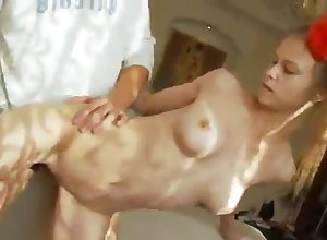 18Yo Non-specific ungentlemanly sucking, fucks with an increment of swallows his jizz