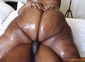 Bbw coal-black mom hardcore porn - HD blear
