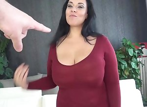 Anastasia Lux is a big-chested brown-haired who enjoys connected with attempt hookup added to obtain jizm above complexion